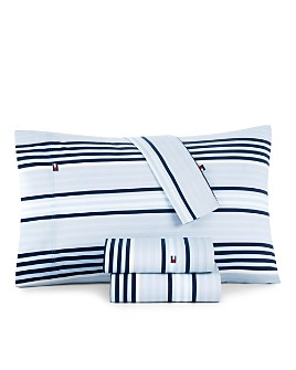 Tommy Hilfiger - Ocean Stripe Sheet Set