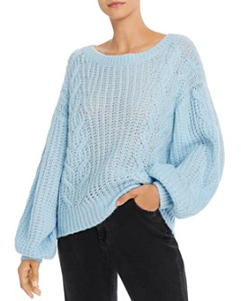 Joie - Pravi Balloon-Sleeve Sweater