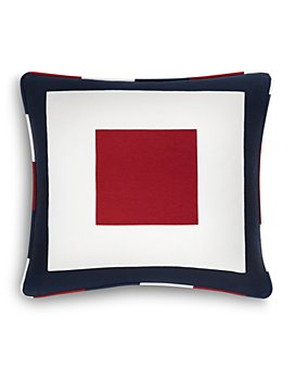 "Tommy Hilfiger - Sailing Decorative Pillow, 18"" x 18"""