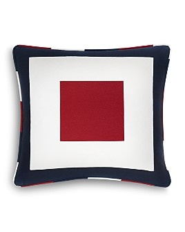 "Tommy Hilfiger - Sailing Decorative Pillow, 18"" x 18"""