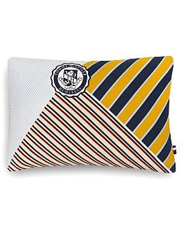 "Tommy Hilfiger - Tommy U Decorative Pillow, 12"" x 18"""