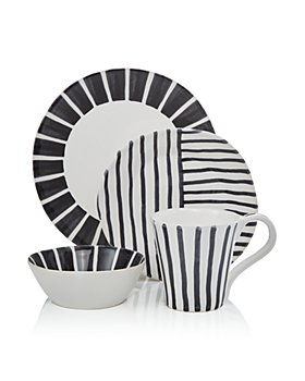 VIETRI - Modello Charcoal Dinnerware - 100% Exclusive