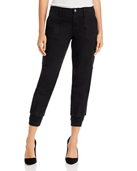 Alice and Olivia - Isaac Cropped Cargo Pants