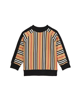 Burberry - Boys' Lance Icon Stripe Sweatshirt - Little Kid, Big Kid