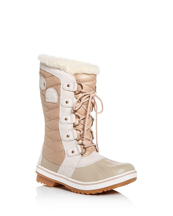 Sorel - Women's Tofino II Lux Waterproof Cold-Weather Boots