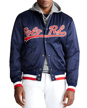 Polo Ralph Lauren - Logo Baseball Jacket