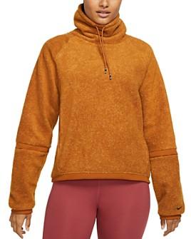 Nike - Therma Fleece Top