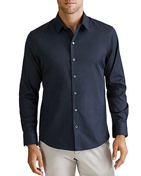 Zachary Prell - Mulberry Stretch Regular Fit Shirt