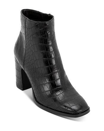 Dolce Vita - Women's Fiola Block Heel Booties