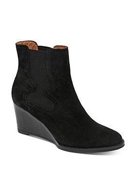 Andre Assous - Women's Sadie Wedge Heel Booties