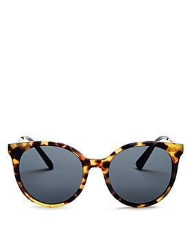 Valentino - Women's Round Sunglasses, 53mm