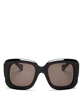 Balenciaga - Women's Square Sunglasses, 53mm