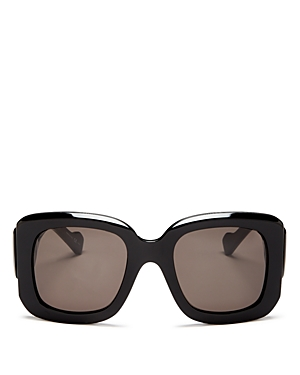 Balenciaga Women's Square Sunglasses, 53mm