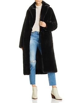 Anine Bing - Ruth Faux-Fur Coat
