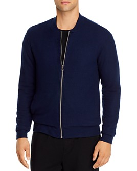 Velvet by Graham & Spencer - Cabe Slim Fit Bomber Jacket
