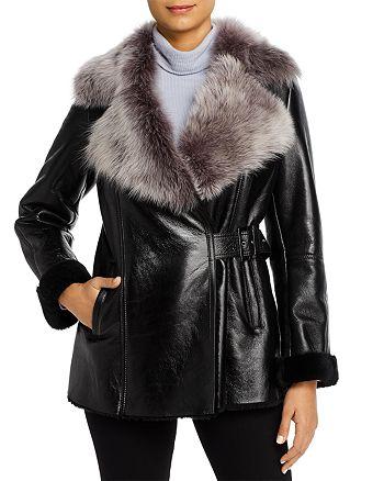 Maximilian Furs - Lamb Shearling Jacket - 100% Exclusive
