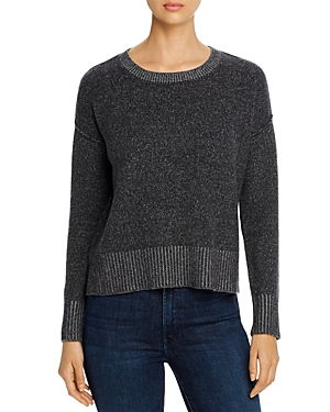 Eileen Fisher Sweaters RIBBED-TRIM SWEATER