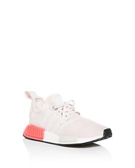 Adidas - Girls' NMD R1 Knit Low-Top Sneaker - Big Kid