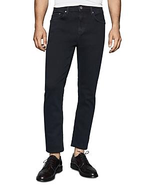 Reiss Bruce Slim Fit Jeans in Navy