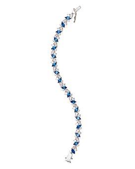 Nadri - Loa Cluster Stone Strand Bracelet