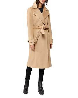 Mackage - Belted Wool-Blend Coat - 100% Exclusive