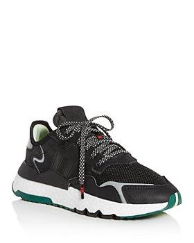Adidas - Women's 3M Nite Jogger Low-Top Sneakers
