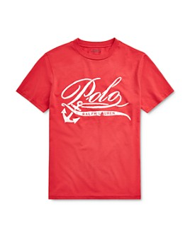 Ralph Lauren - Boys' Graphic Tee - Big Kid