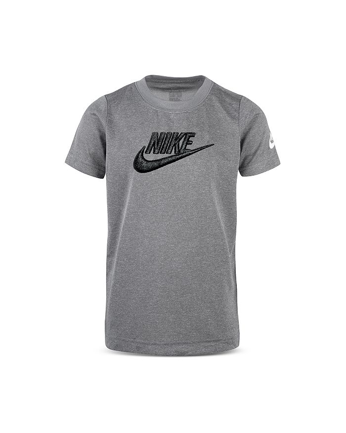 Nike - Unisex Embroidered Swoosh Tee - Little Kid