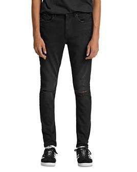 Hudson - Zack Skinny Fit Jeans in Keeper