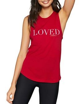 Spiritual Gangster - Loved Muscle Tank