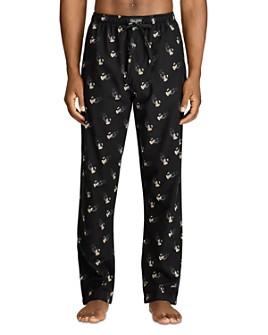 Polo Ralph Lauren - Martini Bear Flannel Pajama Pants