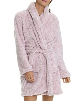 Papinelle - Short Plush Robe