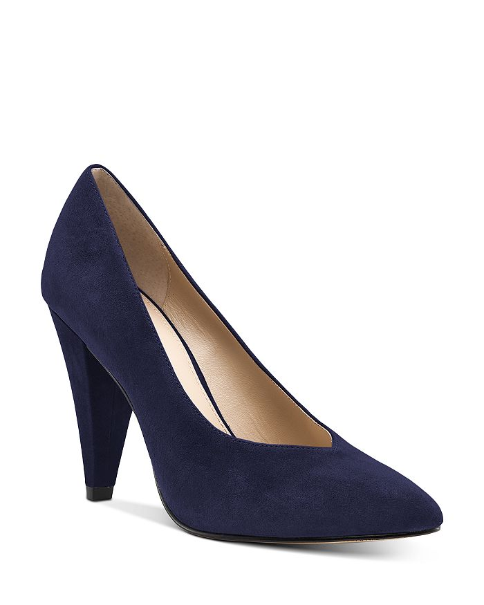 Botkier Pumps WOMEN'S LINA POINTED TOE SUEDE PUMPS