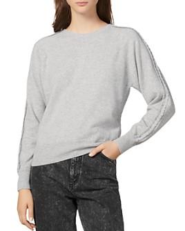 Sandro - Hen Wool & Cashmere Sweater