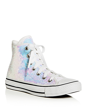 Converse Sneakers WOMEN'S CHUCK TAYLOR ALL STAR HIGH-TOP SNEAKERS