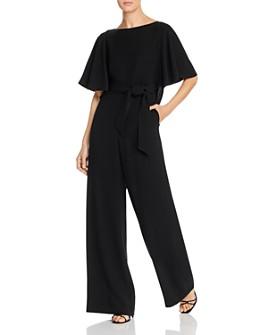 Lafayette 148 New York - Annette Flounce-Sleeve Jumpsuit