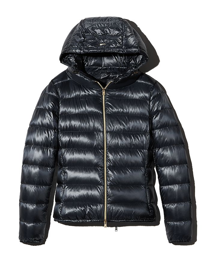 Herno - Short Hooded Down Coat