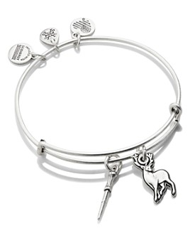 Alex and Ani - Harry Potter Wand and Patronus Duo Expandable Charm Bracelet