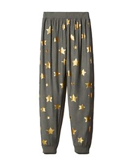CHASER - Metallic Star Print Sweatpants