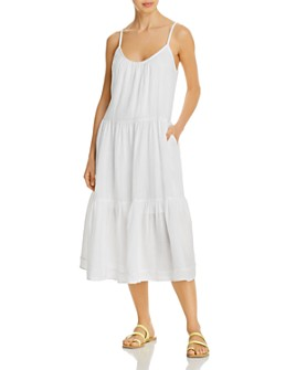MIKOH - Tokelau Thin Strap Midi Dress Swim Cover-Up