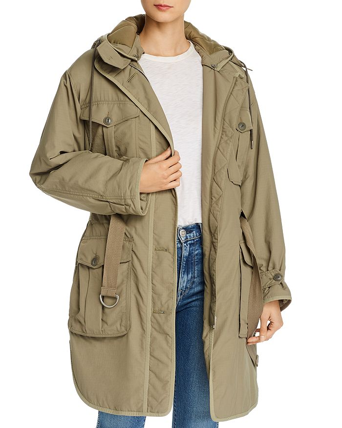 rag & bone - Basse Cargo Jacket with Quilted Lining