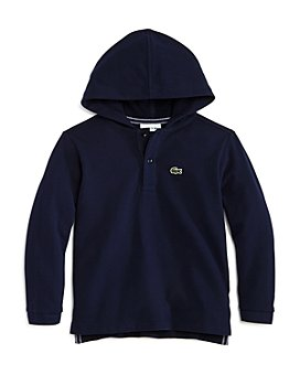 Lacoste - Boys' Polo Hoodie - Little Kid, Big Kid
