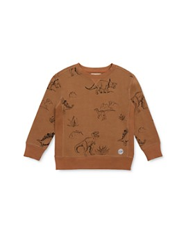 Peek Kids - Boys' Dino Print Sweatshirt - Little Kid, Big Kid