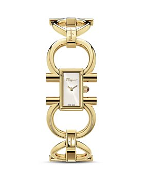 Salvatore Ferragamo - Double Gancini Watch, 13.5mm x 23.5mm