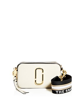 MARC JACOBS - Snapshot Leather Camera Bag