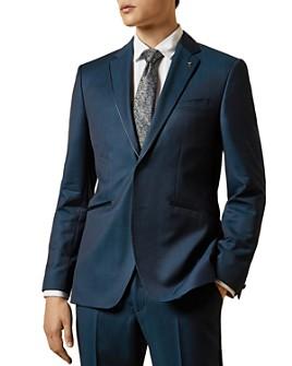 Ted Baker - Jonvanj Pashion Wool Regular-Fit Suit Jacket