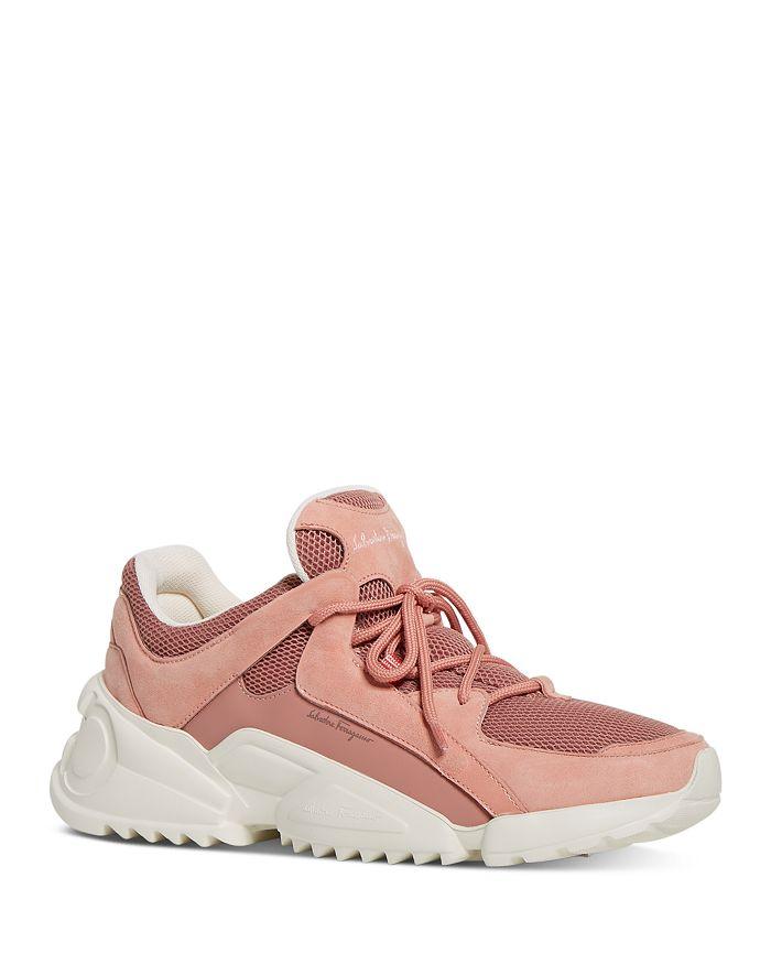 Salvatore Ferragamo - Women's Skylar Low-Top Sneakers