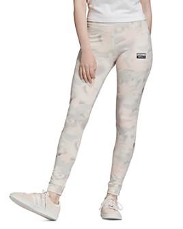 adidas Originals - Camo Jersey Leggings