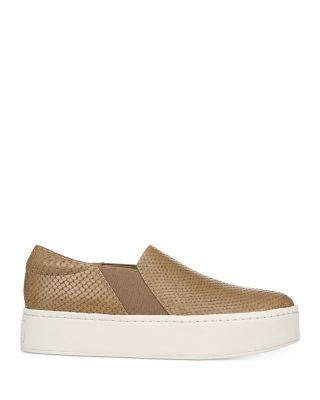 Women's Designer Slip-On Sneakers