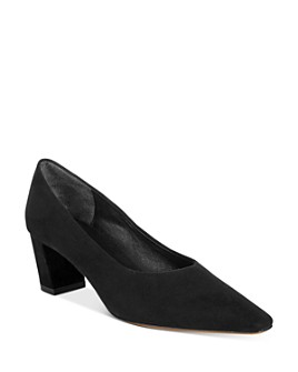 Vince - Women's Ania Square Toe Pumps
